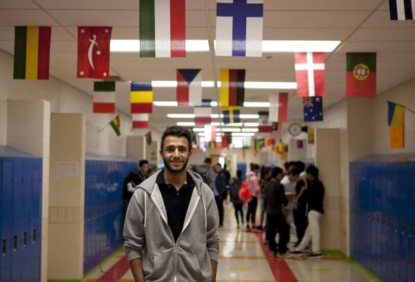 Power of the Plan: For refugee and immigrant students, Academy offers 'the chance for a new life'