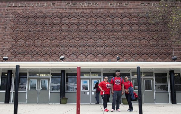 Power of the Plan: Embracing 'his choice' at Glenville high school